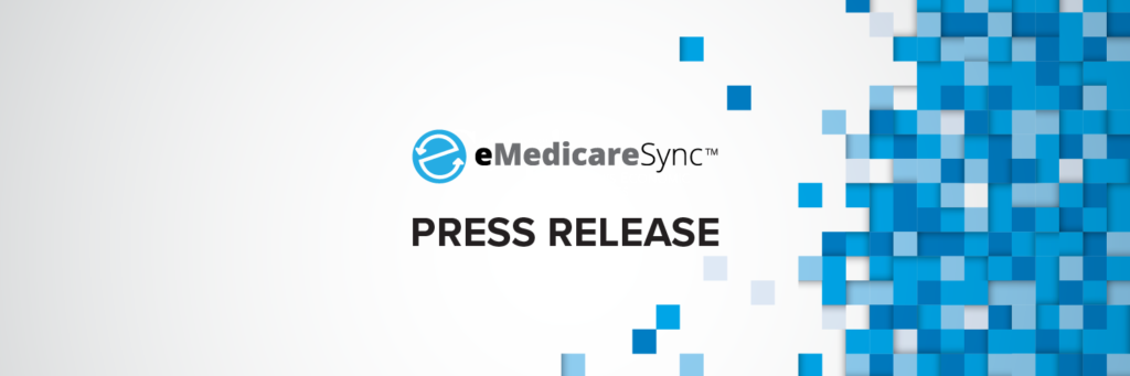 eMedicareSync - Press Release Banner