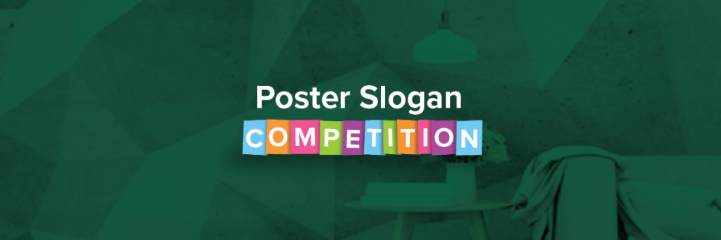 Poster Slogan Competition Banner