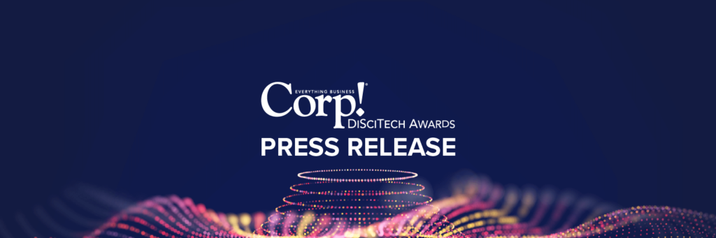 Corp Awards - Press Release Banner