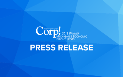 Corp Award 2018 - Press Release Banner