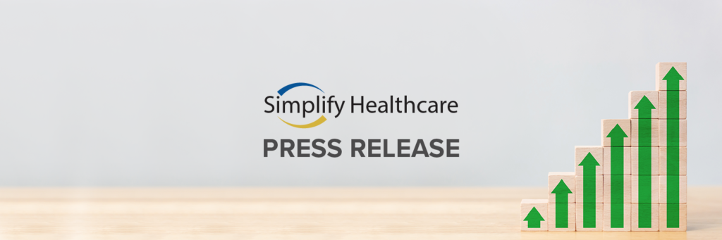 Simplify Healthcare - Press Release Banner