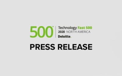Deloitte 500 - 2020 logo