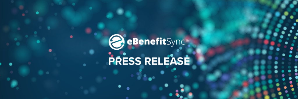 eBenefitSync - Press Release Banner