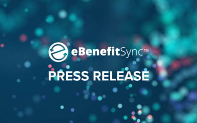 eBenefitSync - Press Release Banner