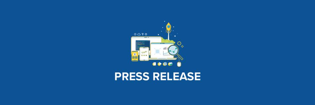 New Website Launch - Press Release Banner